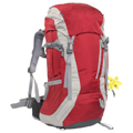 Red Hiking Backpacks