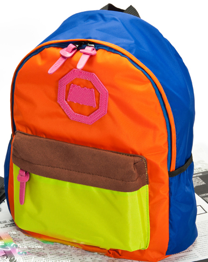 colorful school backpack yabobags