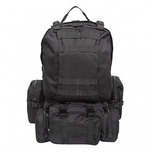 Multifunction camping backpack